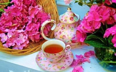 September 12, 2017 ~ Tuesday Tea Time