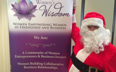 December 8, 2017~ Women's Wisdom Holiday Luncheon