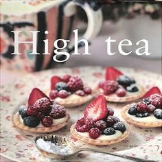 April 29, 2017 ~ High Tea at Lavender Farm